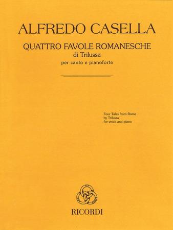 Quattro Favole Romanesche di Trilussa