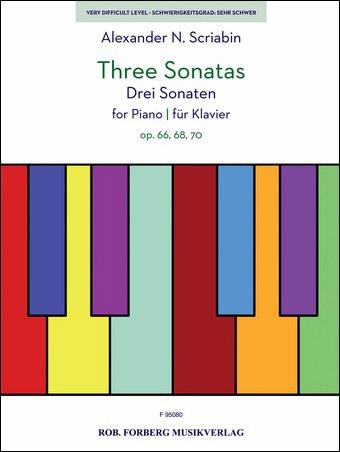 Three Sonatas for Piano