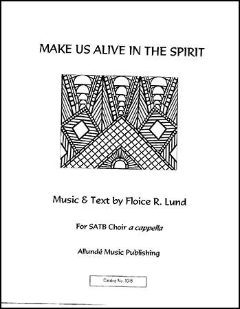 Make Us Alive in the Spirit