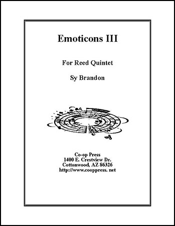 Emoticons III for Reed Quintet