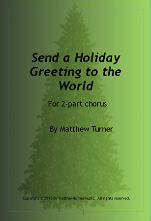 Send a Holiday Greeting to the World
