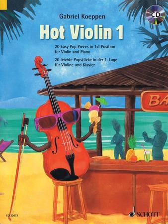 Hot Violin No.1