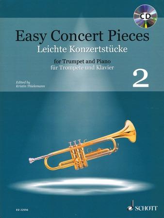 Easy Concert Pieces, Vol. 2