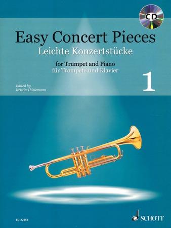 Easy Concert Pieces, Vol. 1
