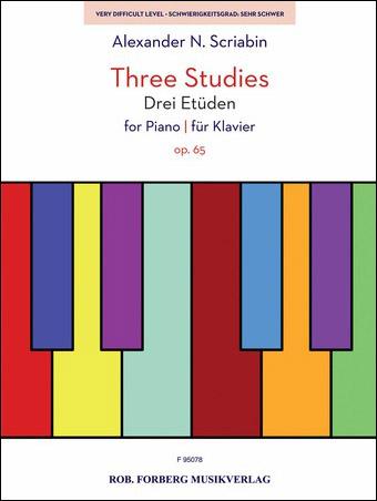 Three Studies, Op. 65