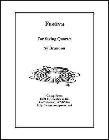 Festiva for String Quartet