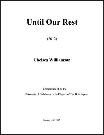 Until Our Rest