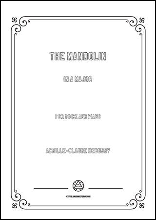 The Mandolin in A Major