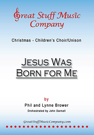 Jesus Was Born for Me
