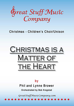 Christmas is a Matter of the Heart