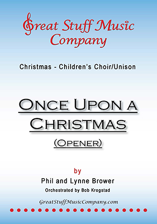 Once Upon a Christmas - Opener