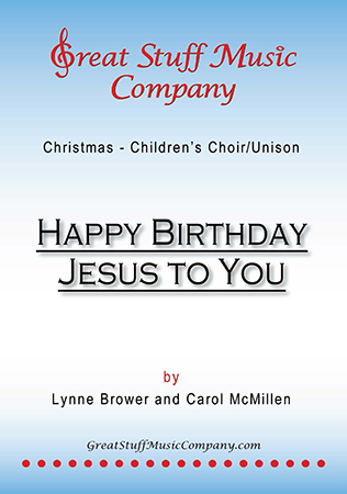 Happy Birthday Jesus to You