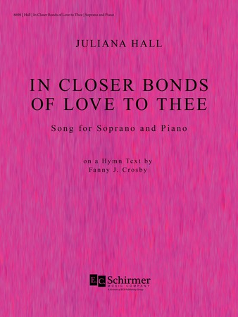 In Closer Bonds of Love to Thee