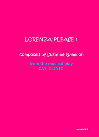Lorenza Please!