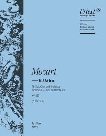 Missa in C minor, K. 427