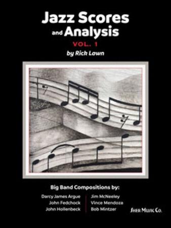 Jazz Scores and Analysis, Vol. 1