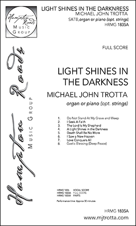 Light Shines in the Darkness Cover