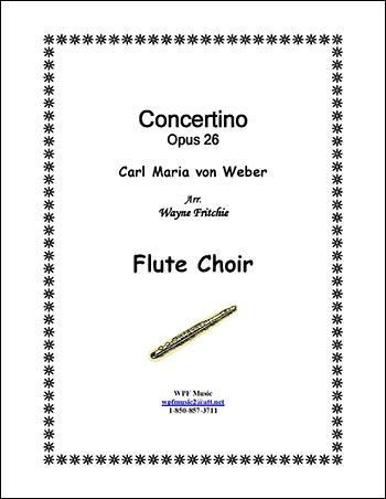 Concertino, Op 26