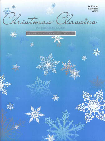 Christmas Classics for Saxophone Quartet