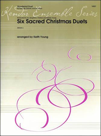 Six Sacred Christmas Duets