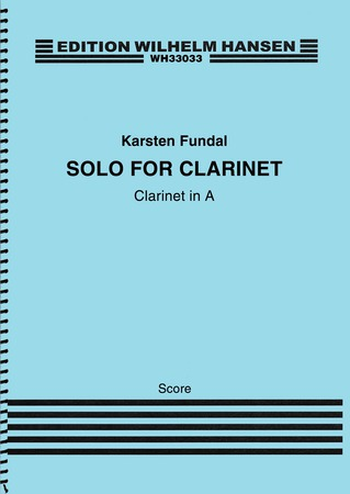 Solo for Clarinet