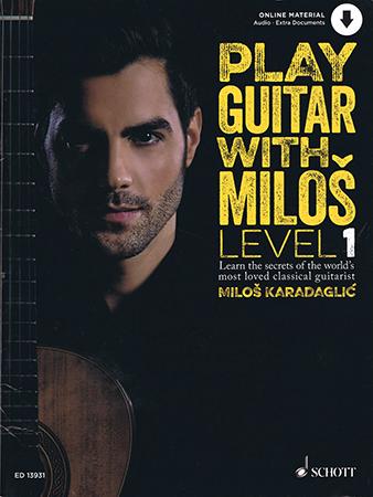 Play Guitar with Milos, Vol. 1