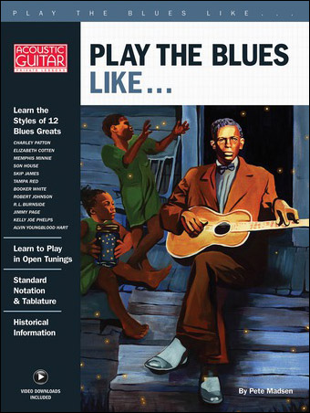 Play the Blues Like
