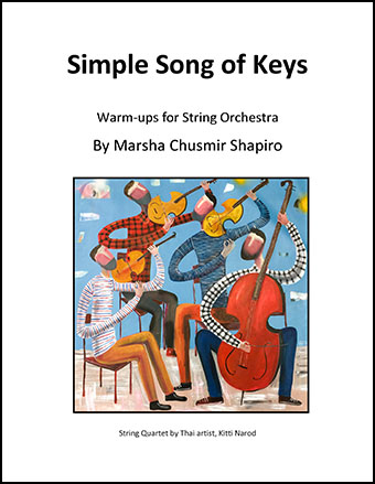 Simple Song of Keys