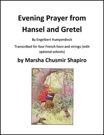 Evening Prayer From Hansel & Gretel