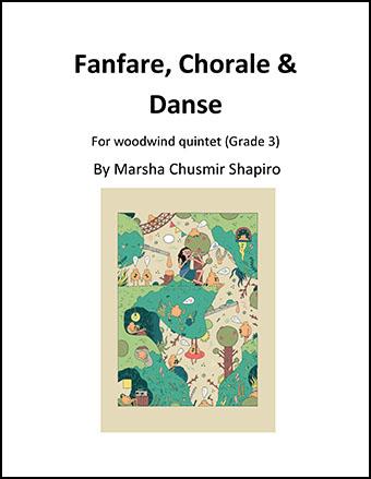 Fanfare, Chorale & Danse