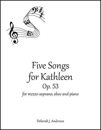 Five Songs for Kathleen