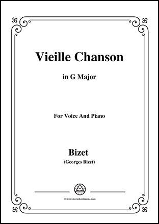Vieille Chanson in G Major