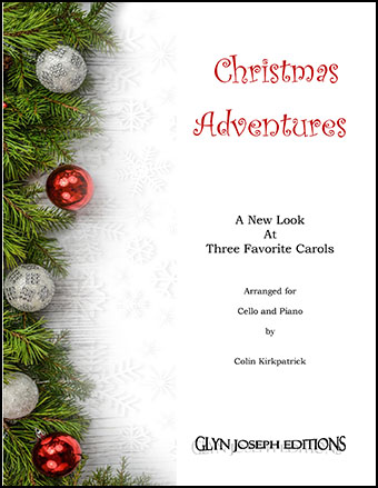 Christmas Adventures for Cello and Piano