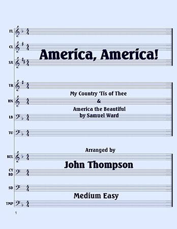 America, America!