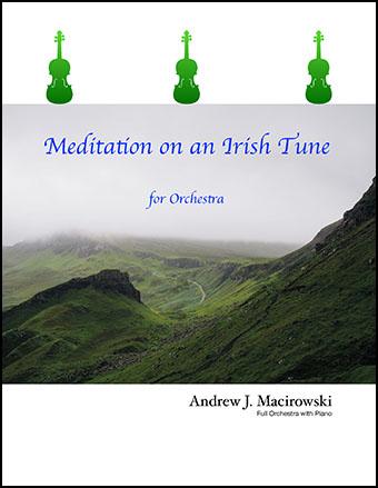 Meditation on an Irish Tune