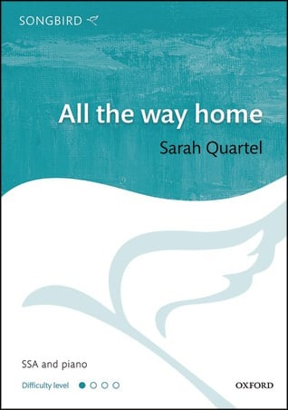 All the Way Home community sheet music cover