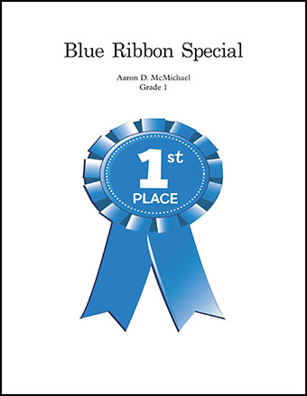 Blue Ribbon Special