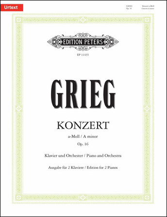 Concerto in A minor, Op. 16