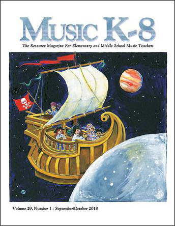 Music K-8 Vol. 29 (2018-2019)