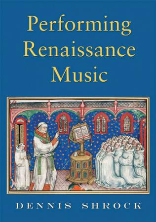 Performing Renaissance Music