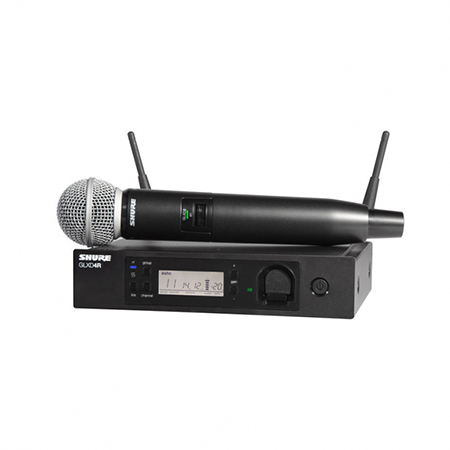 SM58 Handheld Wireless Mic System
