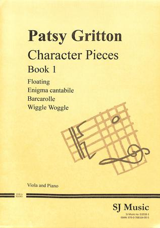 Character Pieces Book 1