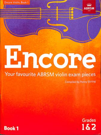 Encore Book 1-3