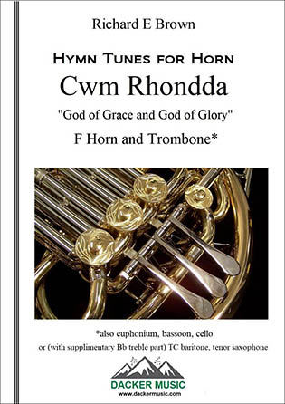 Cwm Rhondda (God of Grace and God of Glory)