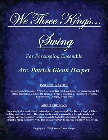 We Three Kings Swing