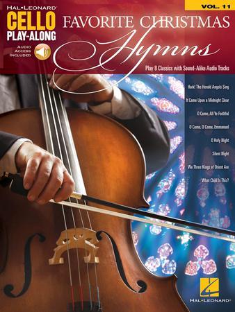 Cello Play Along #11 Favorite Christmas Hymns