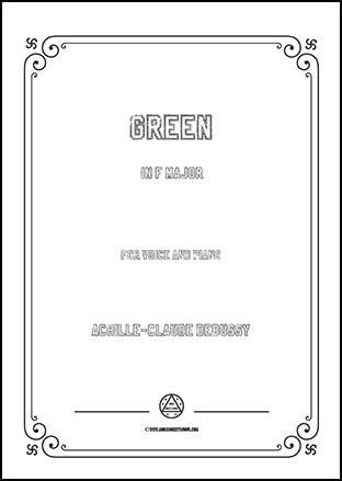 Green in F Major