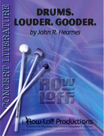 Drums. Louder. Gooder.