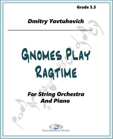 Gnomes Play Ragtime