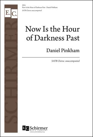 Now is the Hour of Darkness Past